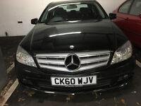 Mercedes Benz C CLASS For Sale, 1 year MOT