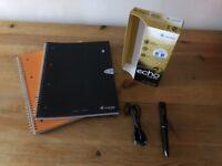 Livescribe Echo Smartpen 2GB + 2 A4 Pads