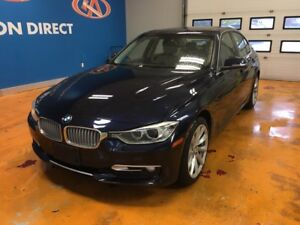 2014 BMW 320i xDrive Laoded, Leather, Bluetooth, AWD