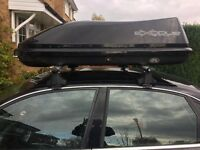 Exodus Roof Box Other Motors Accessories For Sale Gumtree