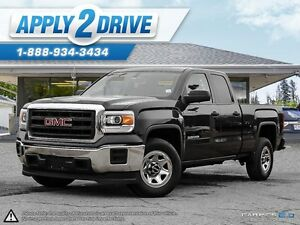 2015 GMC Sierra 1500 DBL Cab We Finance
