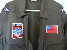 MENS FLIGHT SUIT