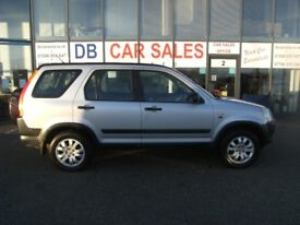 2003 52 HONDA CR-V 2.0 I-VTEC SE 5D 148 BHP **** GUARANTEED FINANCE **** PART EX WELCOME