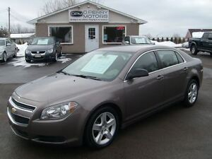2012 Chevrolet Malibu LS ONLY 38,000 KMS Auto Air Cruise PW PL
