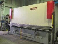 EDWARDSPEARSON MODEL PR10 175 X 5400 TWO AXIS CNC PRESS BRAKE