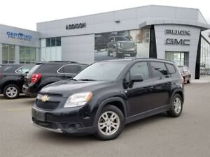 2012 Chevrolet Orlando 1LT One owner, accident free
