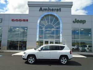 2015 Jeep Compass 4x4 High Altitude