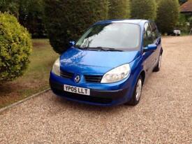 Renault scenic diesel low miles