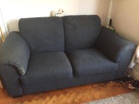Ikea Tidafors two seater sofa. X2
