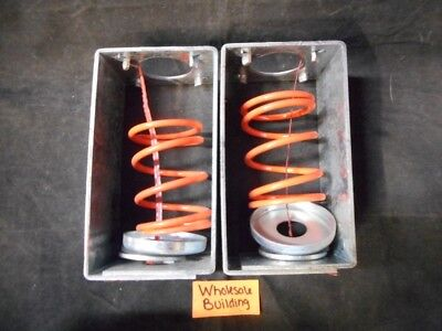 Spring Hanger Vibration Isolator 5-12x3x2-14 Lot Of 2