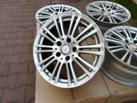 Mercedes alloy wheels 16