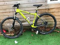 Voodoo bizango mountain bike