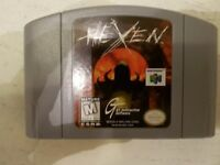 Hexen for Nintendo 64 (Boxed with Manual)