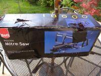 mitre saw, precision deep cut. in box,