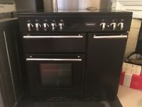 FREESTANDING OVEN by Teknik, traditional style, great condition