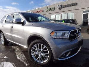 2016 Dodge Durango Limited-Dual Blu-ray Screens-High River Alber