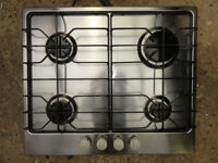 Gas hob, 4-burner in very good condition