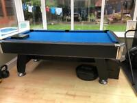 BCE POOL TABLE 3ftx6ft
