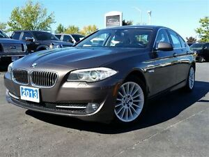 2013 BMW 535I XDRIVE--TECH PKG--EXCUTIVE PKG