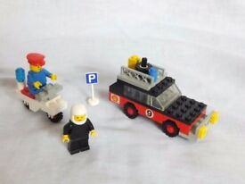 LEGO 673 – Vintage Rally Repair Crew