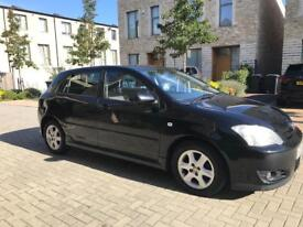 TOYOTA COROLLA VVTI COLOUR COL - N 2006 / 06 HPI CLEAR 5 DOOR HATCH BACK LOW MILAGE