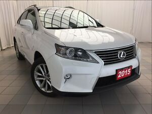 2015 Lexus RX 350 Touring Package: Leather, Nav.