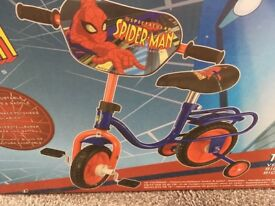 Spectacular Spider-Man 10inch first bike