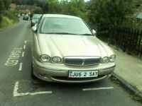 Jaguar x type diesel for sale