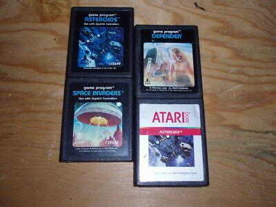 Lotto Quattro 4 Giochi Games Atari 2600 comprar usado  Enviando para Brazil