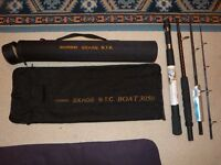 Shimano Exage S.T.C. Boat Rod. Never used.