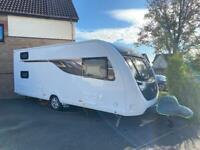 Swift Eccles 590 caravan