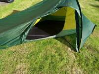 Lightweight One Person Tent - Nordisk Telemark 1