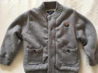 Mayoral designer cardigan for an 18 month old