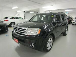 2014 Honda Pilot EX-L AWD ,No Accident