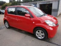 ** NEWTON CARS ** 08 58 SUBARU JUSTY 1.0 R, 5 DOOR, 63,000 MLS, ALLOYS, MOT AUG 2018, P/EX POSS