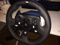 Logitech™ G920 Racing Wheel & Logitech Gear Shifter