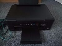 Epson colour printer scanner
