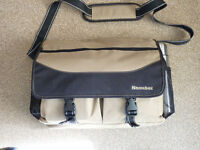 Snowbee fishing tackle bag in good condition. £12
