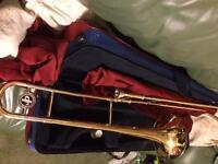 John packer trombone