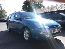 FORD FOCUS ESTATE , 1 owner , IMMACULATE