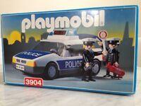 Playmobil 3904 Police Car