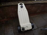 waste water trolley for sale.
