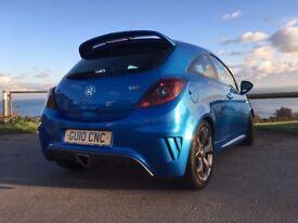 Stunning Corsa VXR Arden blue 192BHP