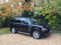Get your Christmas Party of with a bang in our Supercharged Range Rover from as little as £99