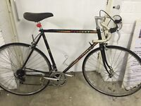 Peugeot vintage racer bike
