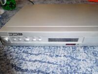 ECC DVD PLAYER GOOD CONDITION IN BOX