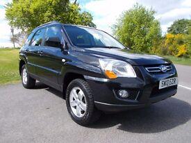 2010 10 KIA SPORTAGE 2.0 CRDI 4WD XS DIESEL