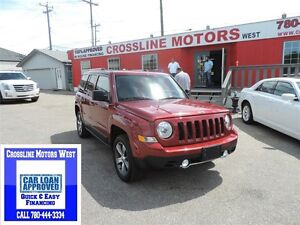 2016 Jeep Patriot LOADED HEATED LEATHER SEATS, SUNROOF LOTS OF W