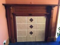 Fire surround, early 20th century