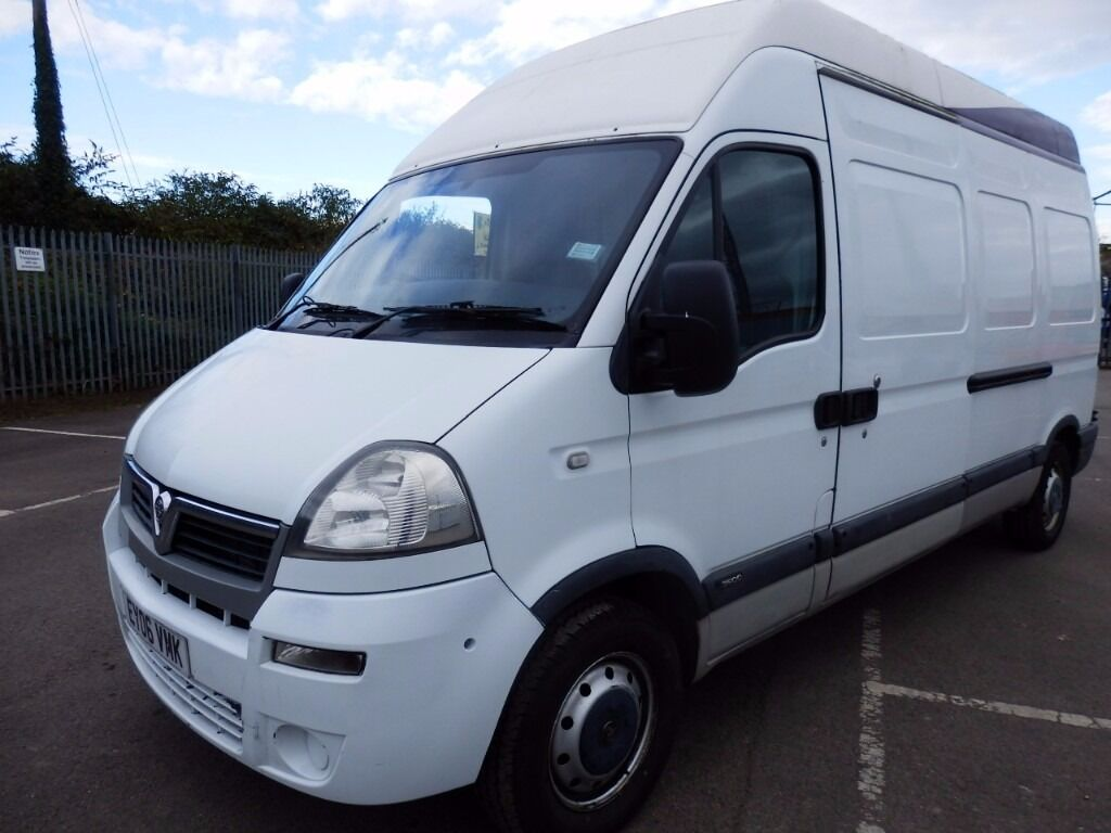 vauxhall movano renault master maxi roof camper or. Black Bedroom Furniture Sets. Home Design Ideas